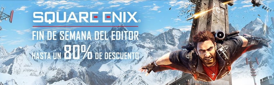 Square Enix ofertas Steam