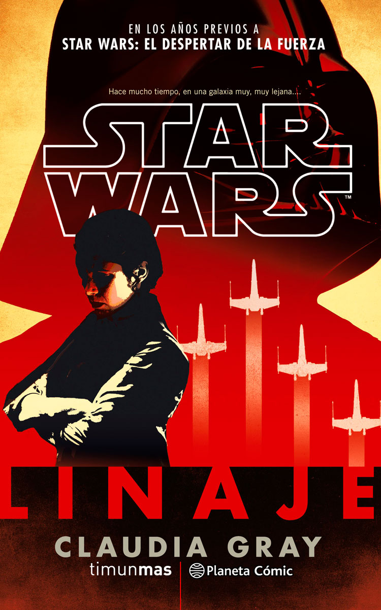 Star Wars: Linaje, la novela de la Princesa Leia