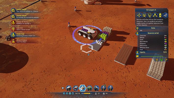 Surviving Mars captura 10
