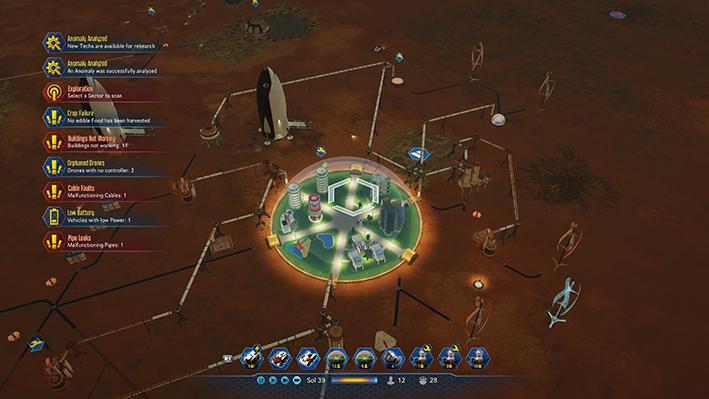 Surviving Mars captura 4