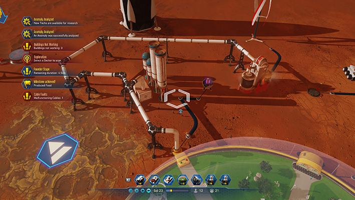 Surviving Mars captura 5