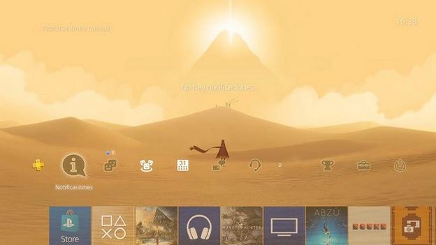 Tema personalizado PS4