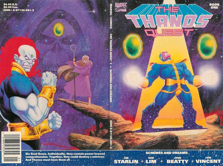 Cómics que inspirarán Vengadores: Infinity War