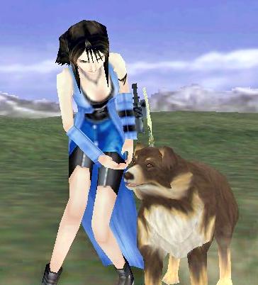 Angelo Final Fantasy VIII