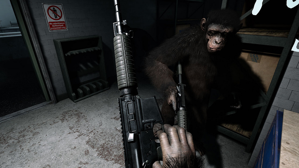 Crisis on the planet of the apes 2