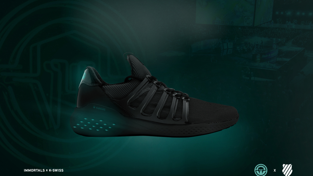 Deportivas K-Swiss Immortals