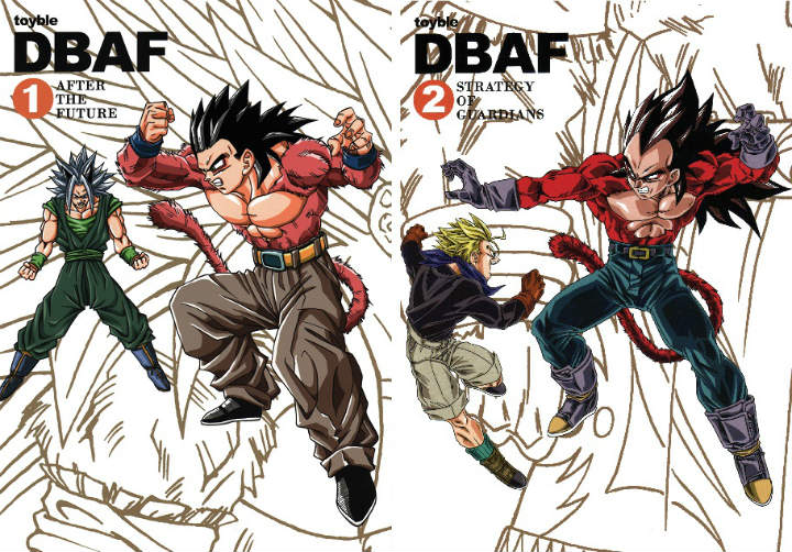 Dragon Ball AF - Entrevista exclusiva con el autor original, David Montiel - HobbyConsolas