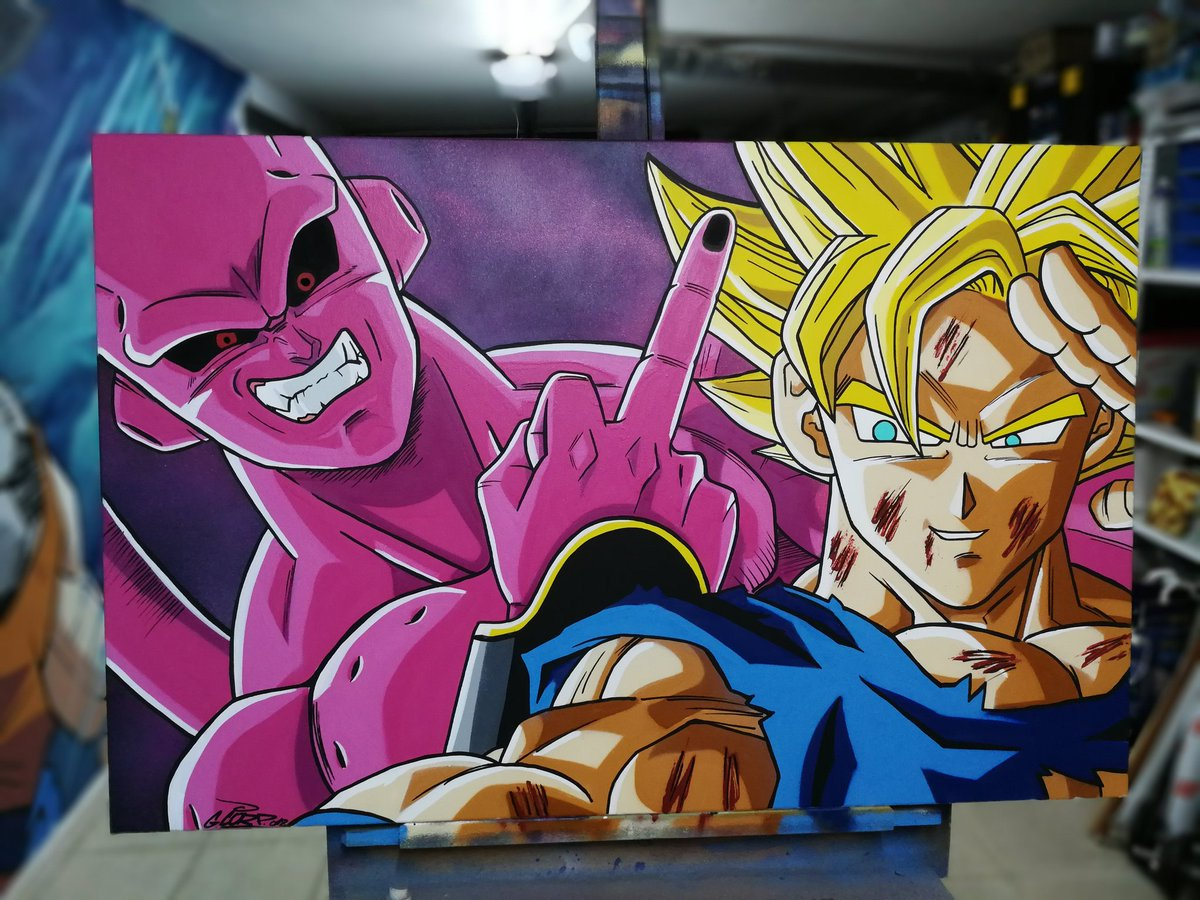 Dragon Ball Graffiti Corp