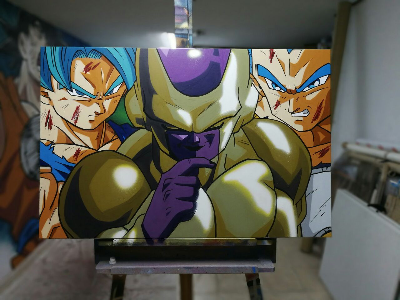 Dragon Ball Graffiti Corporation