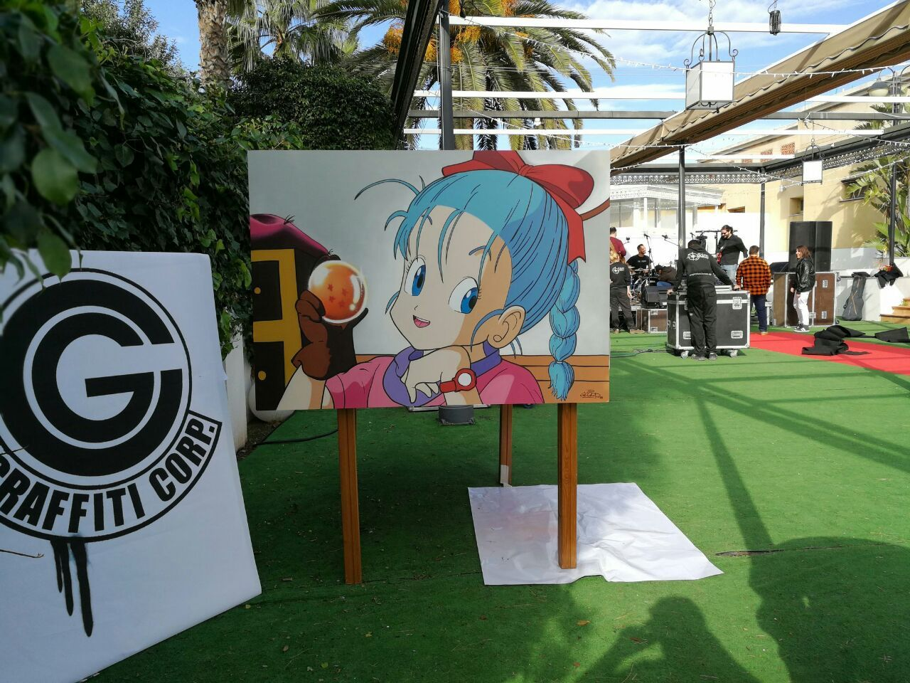Dragon Ball Graffiti Corporation