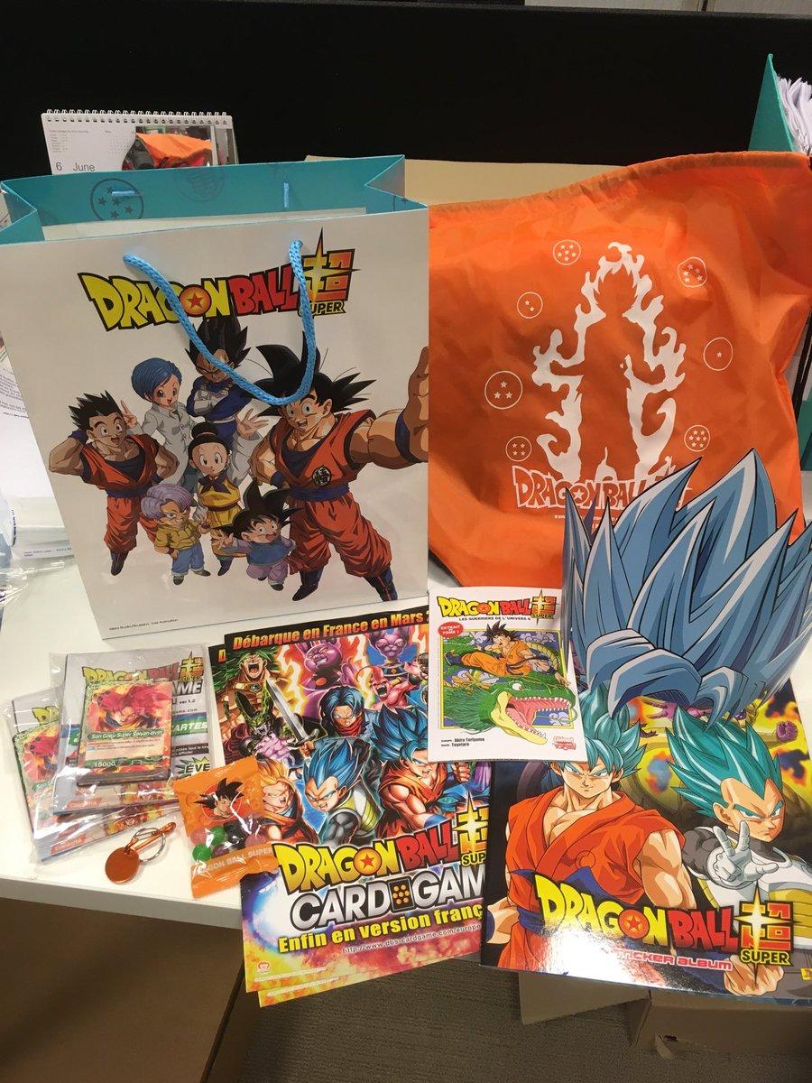Evento Dragon Ball Super de París