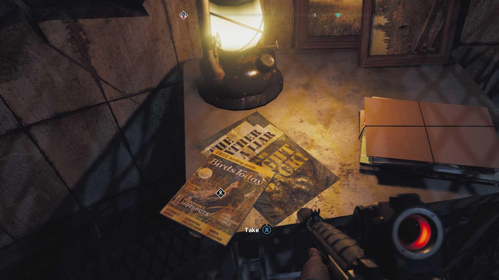 Far Cry 5 revistas
