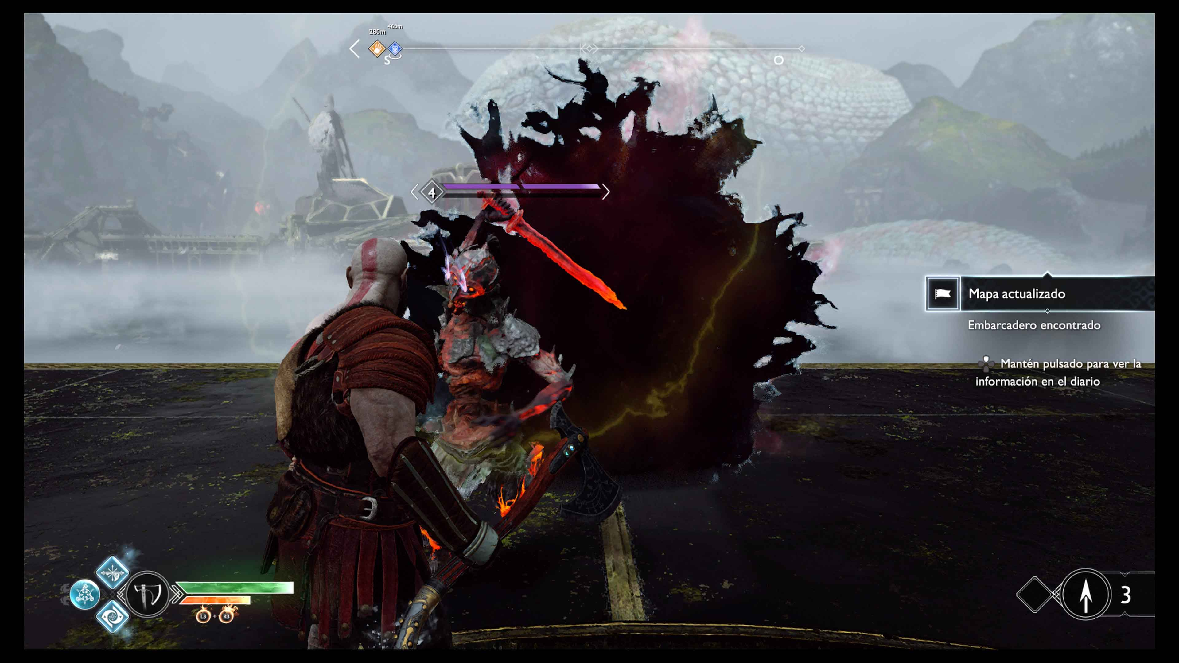 God of War desgarros