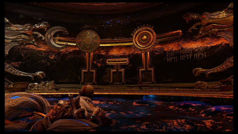 God of War - Puzle de la Cámara de Tyr