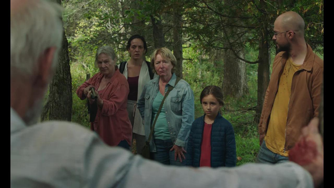 Crítica de Los Hambrientos, la película de zombies canadiense ...