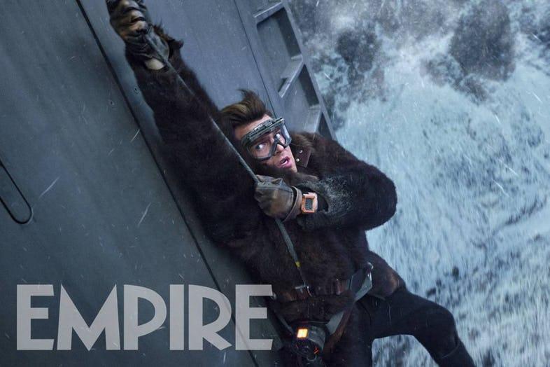 Han Solo: Nuevas imágenes de la película