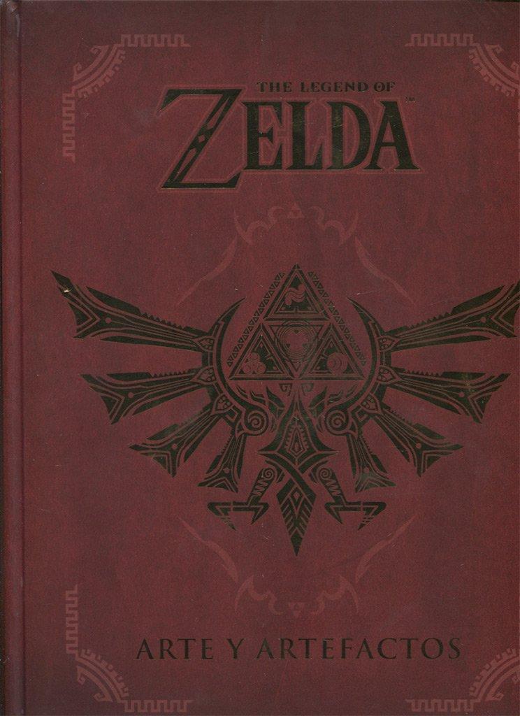 The legend of Zelda Arte y Artefactos