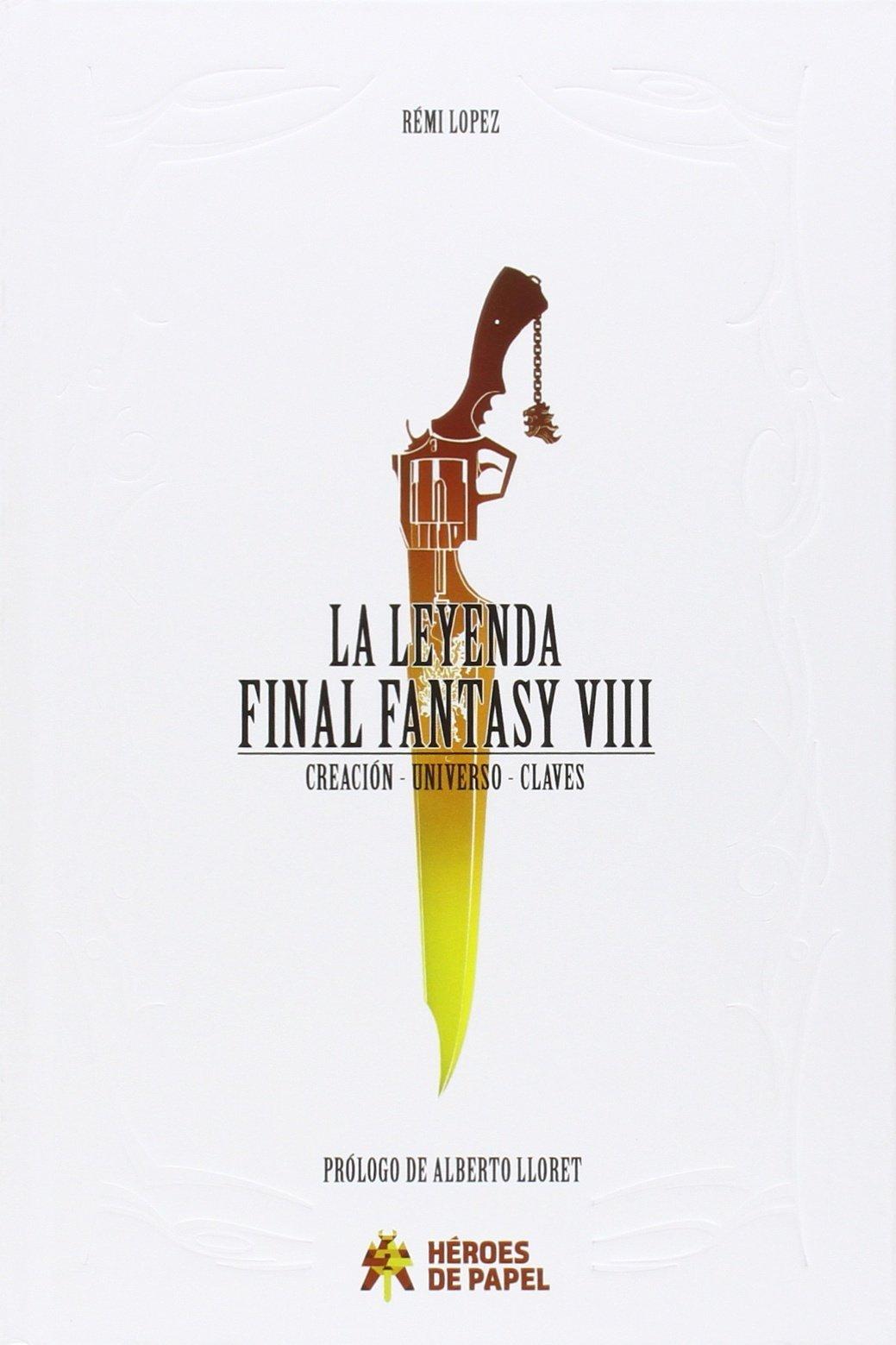 La leyenda de Final Fantasy VIII