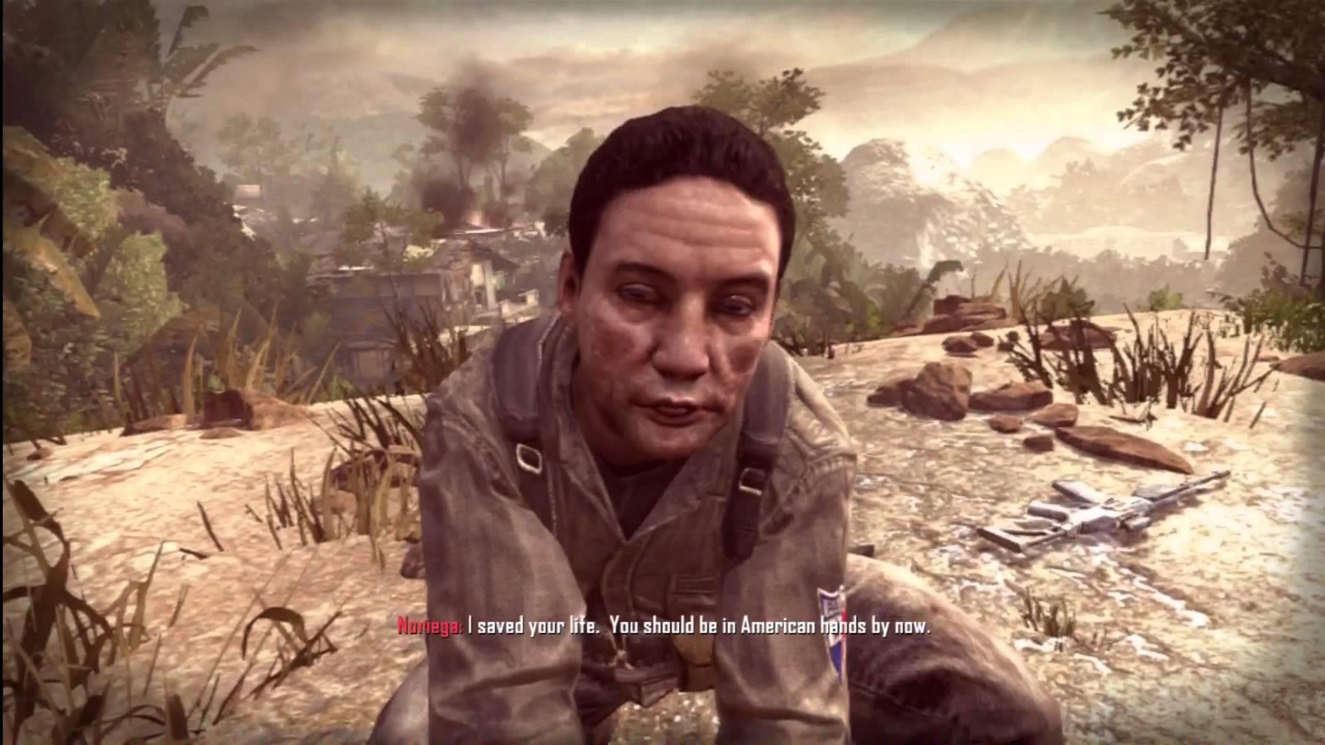 Manuel Noriega Call of Duty