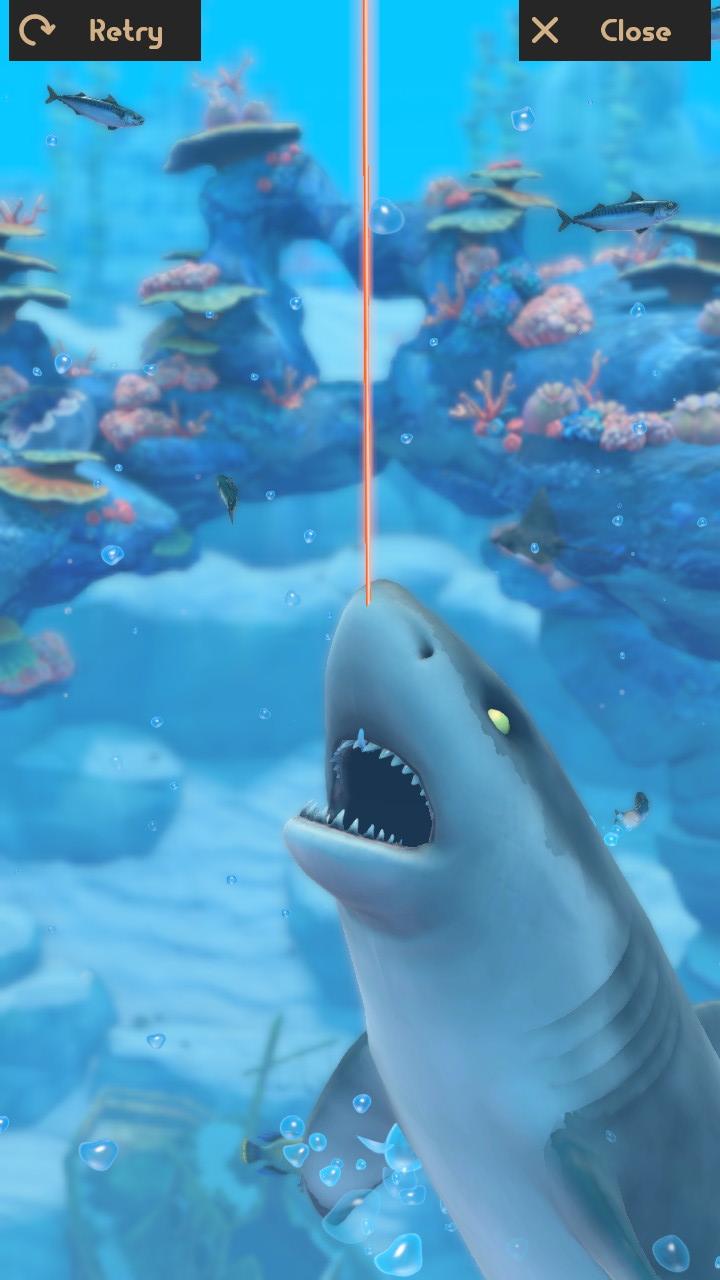 Nintendo Labo - Pescar tiburones