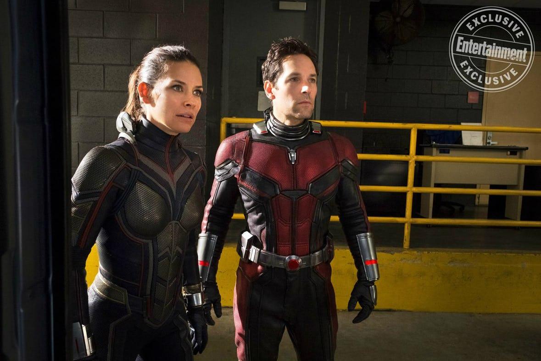 Nuevas imágenes de Ant-Man y la Avispa