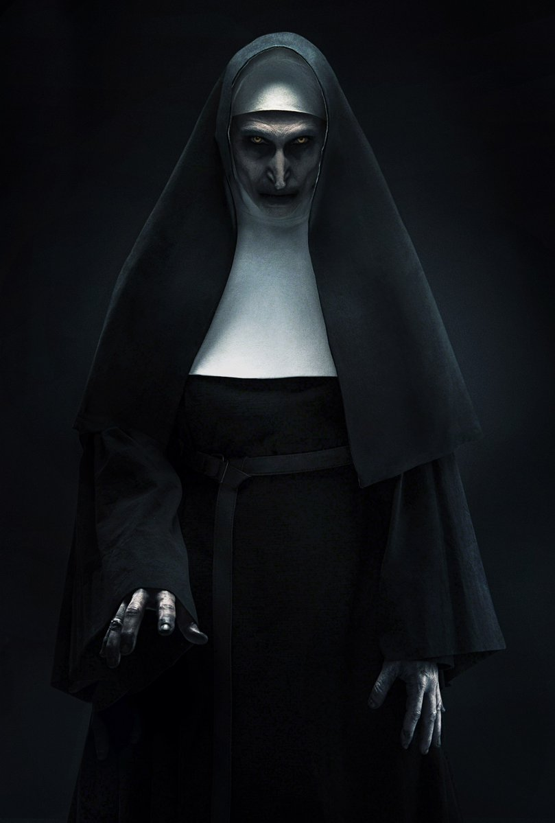 The Nun - primera imagen Sor Valak