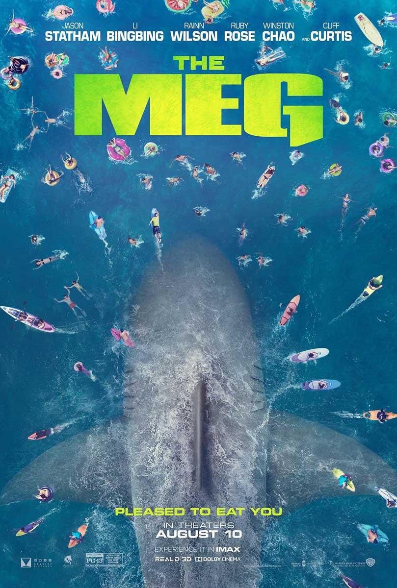 Póster Meg