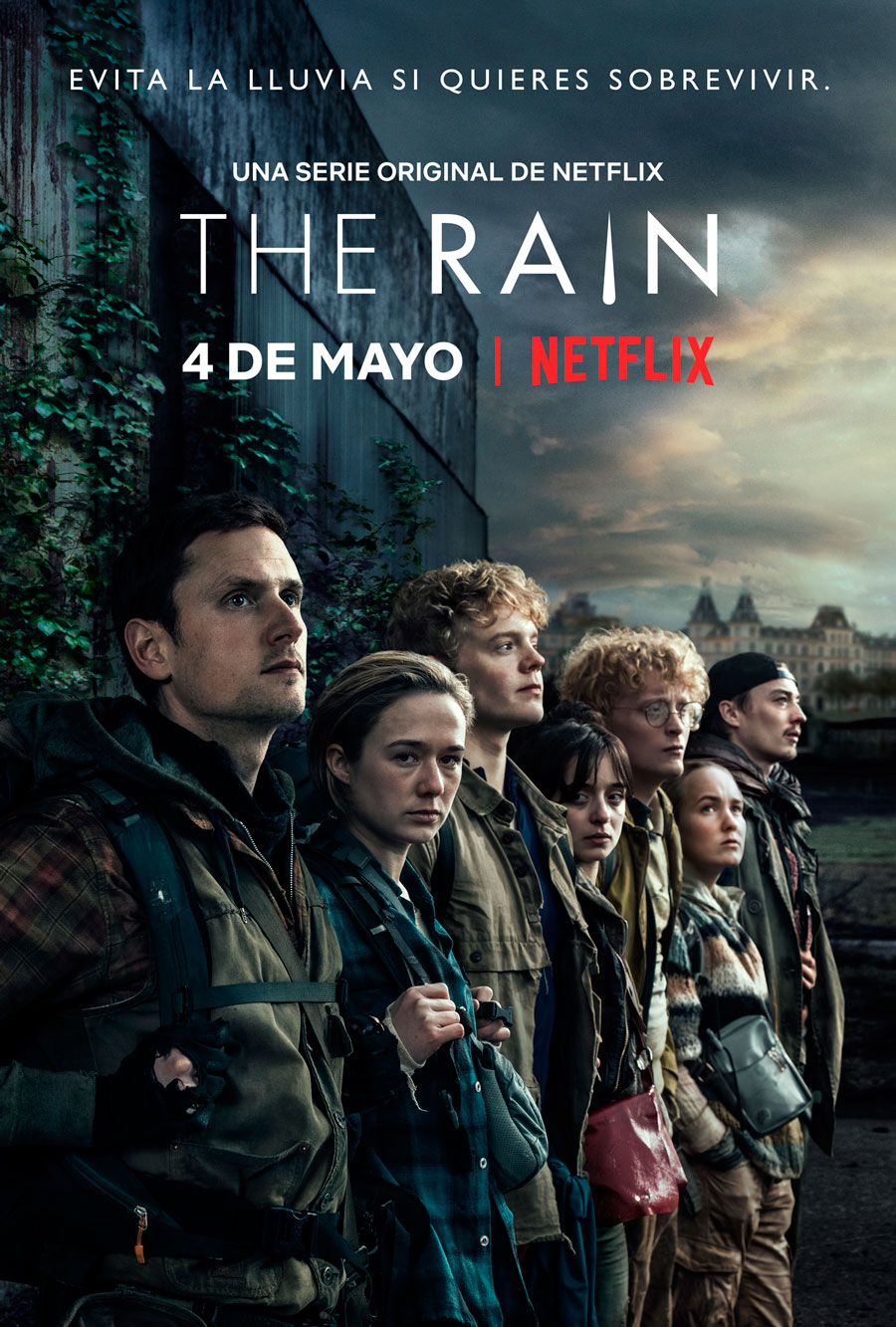 The Rain póster