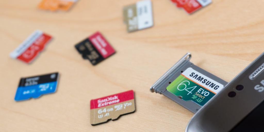 Cómo formatear, recuperar y reparar una tarjeta SD o microSD dañada