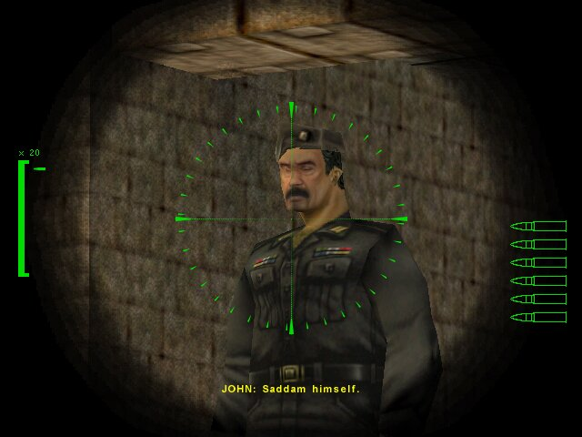 Saddam Hussein Soldier of Fortune