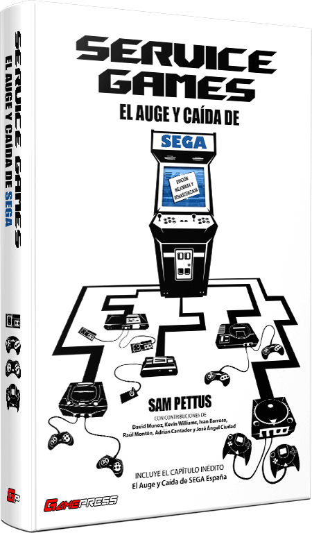 Service Games: El Auge y Caída de Sega