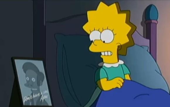 Los Simpson responden a la polémica por Apu