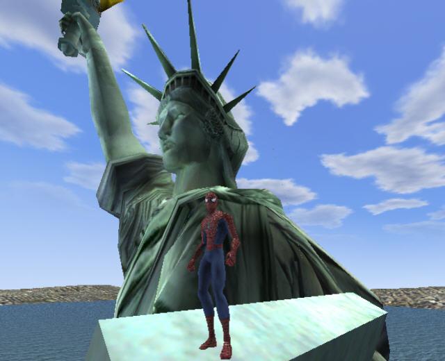 Spiderman 2 PS2 Xbox GameCube