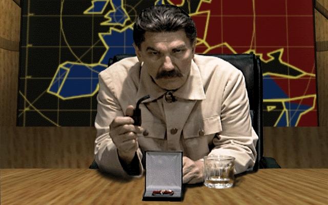 Stalin Red Alert