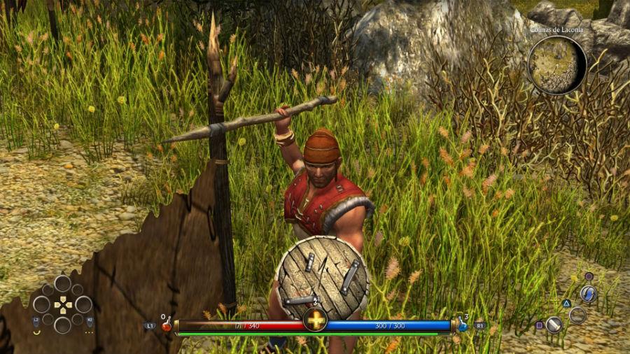 Analisis De Titan Quest El Mitico Rpg Para Ps4 Y Xbox One