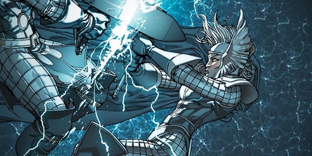 Tormenta, la nueva Diosa del Trueno de Marvel