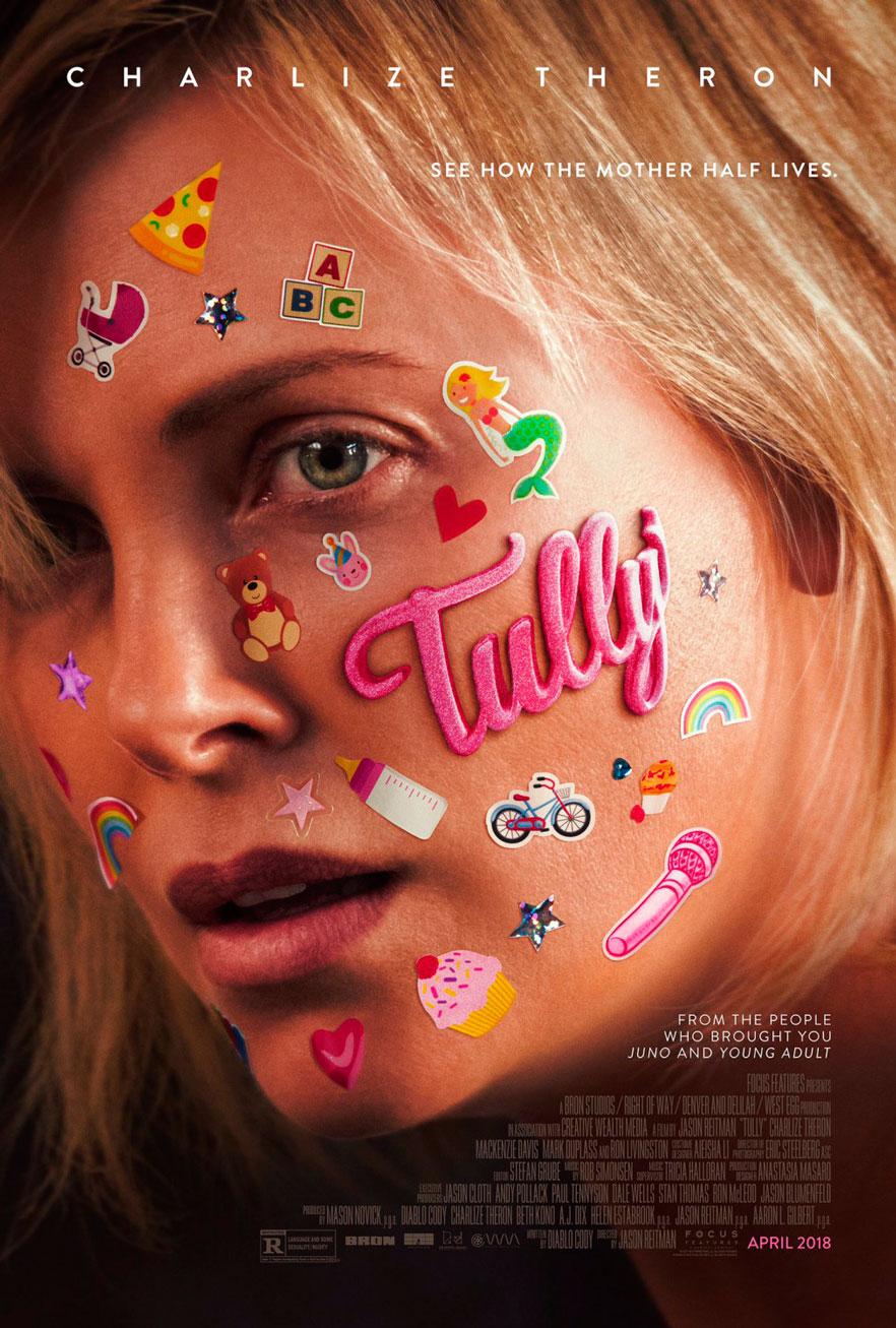 Tully póster