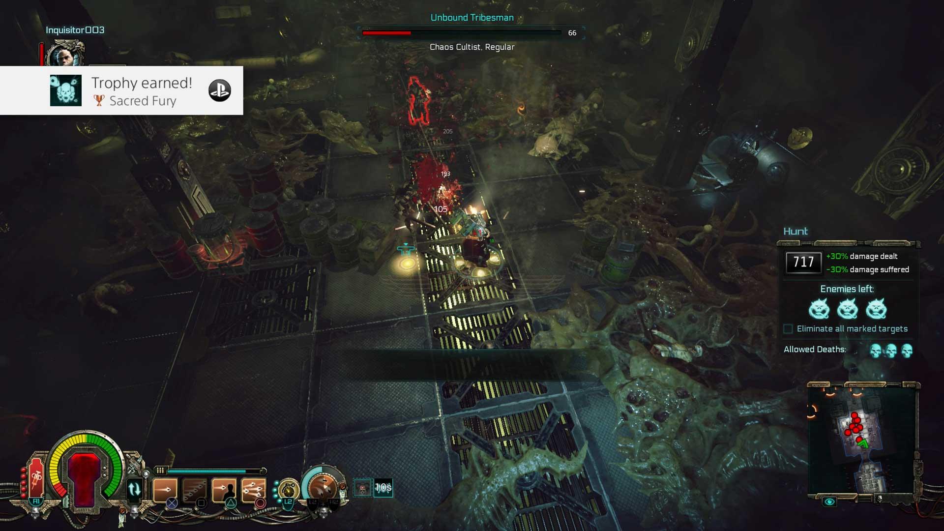 Warhammer 40.000 Inquisitor Martyr