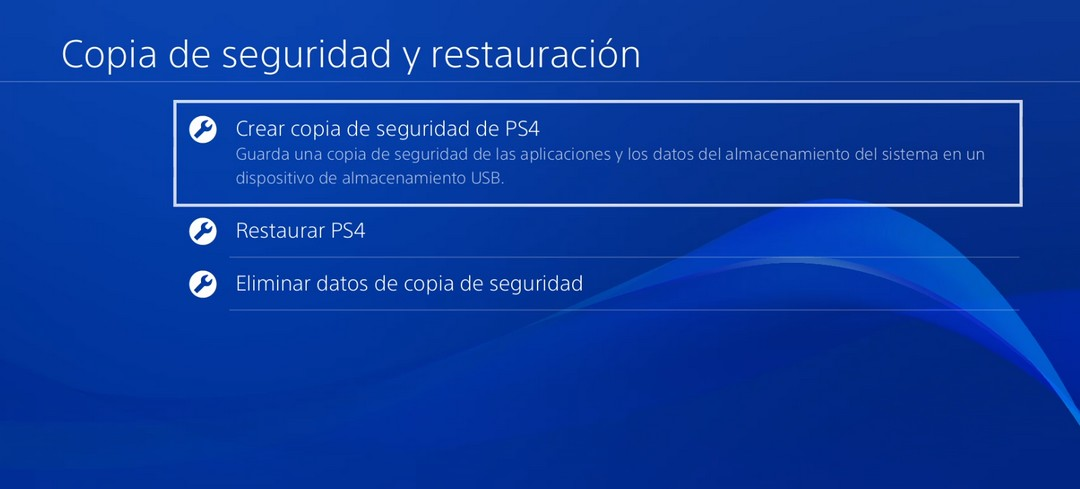 Tutorial PS4