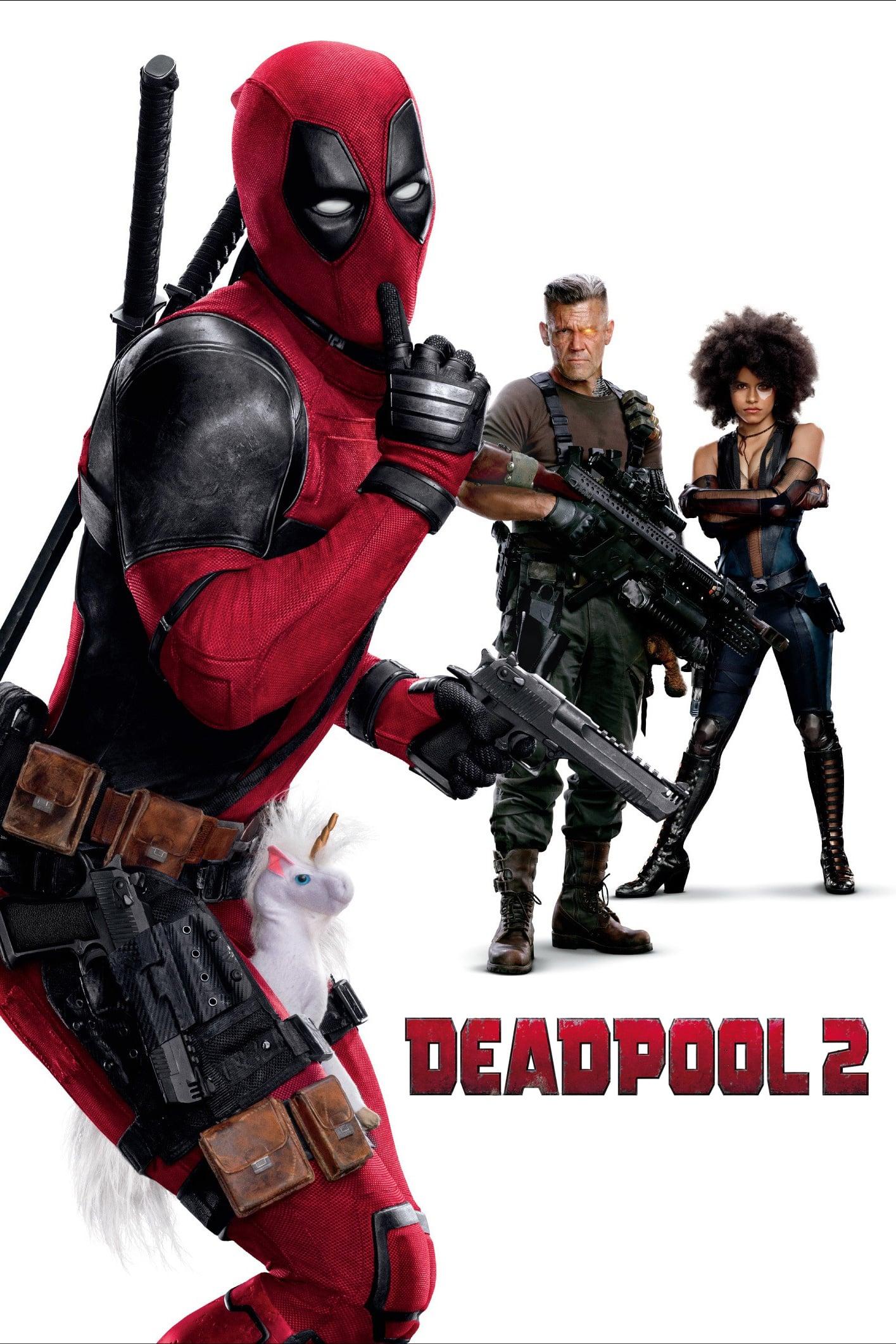 Deadpool 2 (2018) [BluRay] [1080p] Descarga Pelicula Torrent