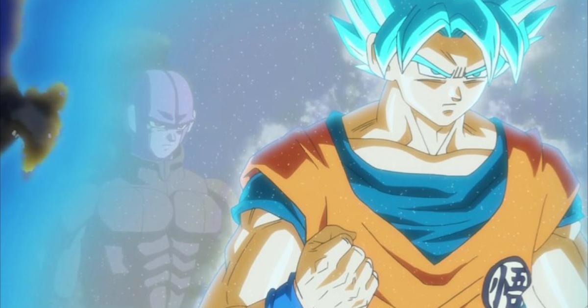 Dragon Ball Super Boing