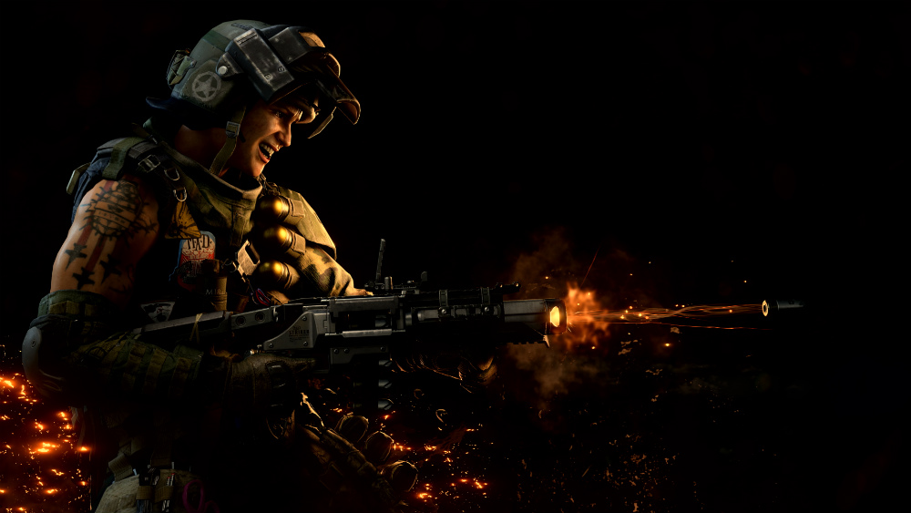 Especialistas de Call of Duty Black Ops IIII - Batery