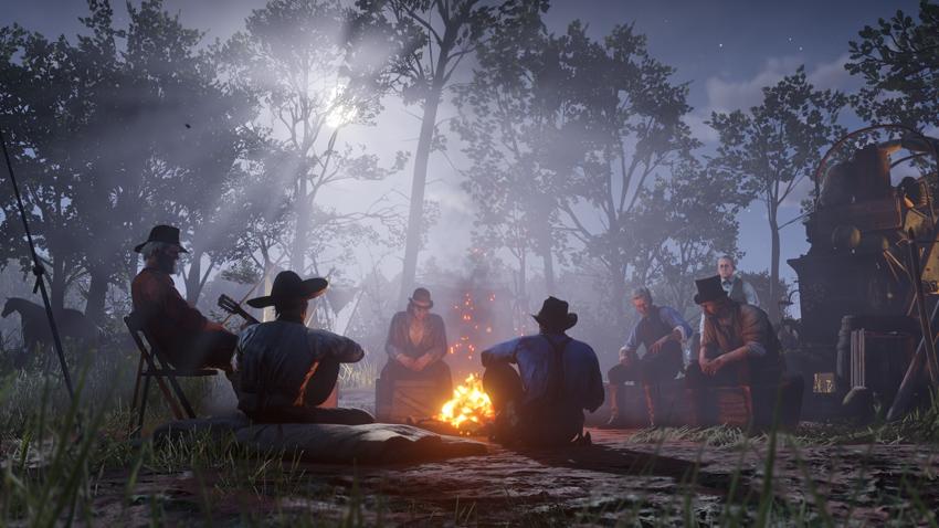 Exclusiva Red Dead Redemption 2 11