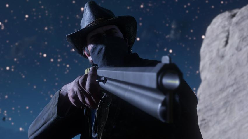 Exclusiva Red Dead Redemption 2 16