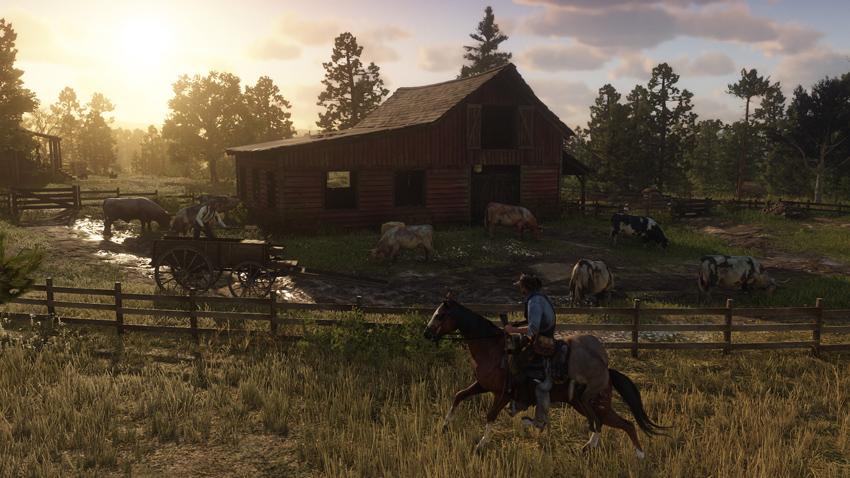 Exclusiva Red Dead Redemption 2 2