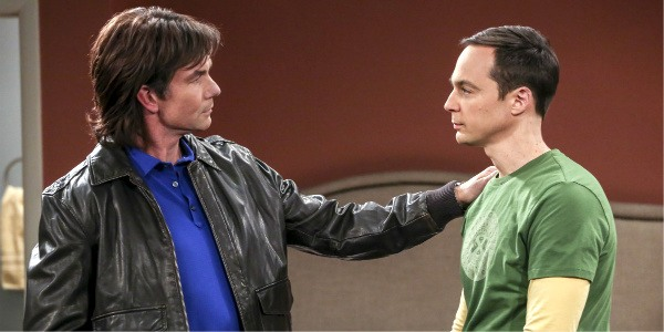 George y Sheldon