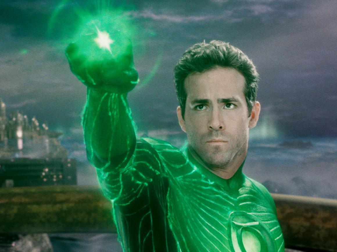Green Lantern: NO