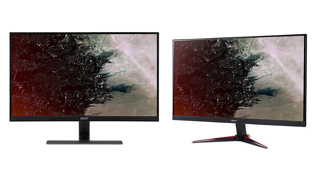 Monitores acer gaming