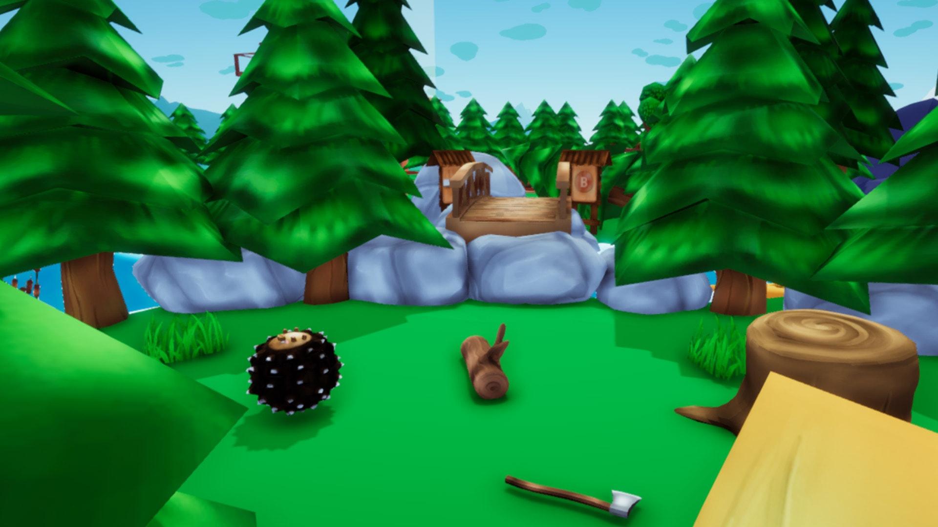 Porcuball PC Steam