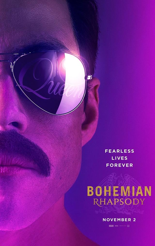 Póster Bohemian Rhapsody